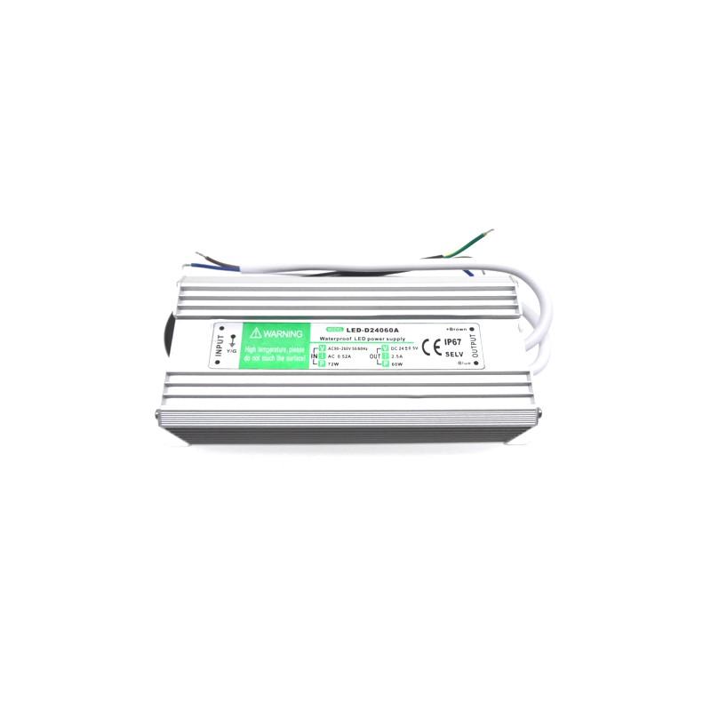 24V-60W-2 IP67
